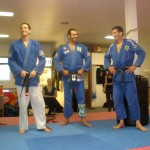First SPMA BJJ black belt Ben Power