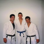 Jean Jacques Machado, Anthony Perosh and Carlos Machado