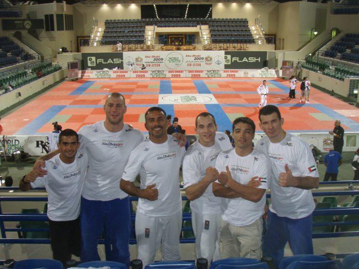 2009 Australian Team BJJ Pro Gi