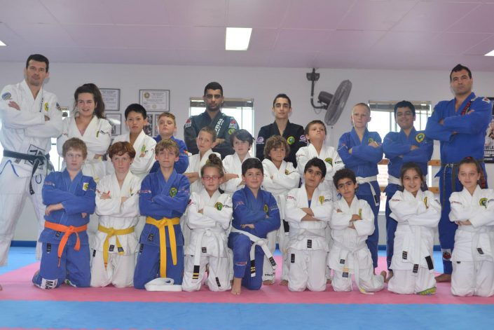 Kids BJJ Grading Concord 11 - 14 year olds
