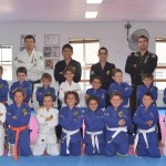 Kids BJJ Grading Concord 6 - 10 year olds