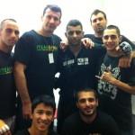 SPMA MMA Team