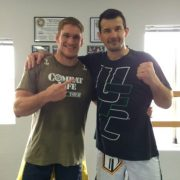 Todd Duffee and Anthony Perosh