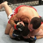 UFC 127 Perosh vs Blackledge