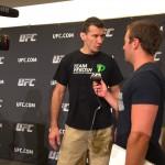 UFC FN33 Interview