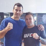 UFC Fit Training Sydney Anthony Perosh and RobMcCullough