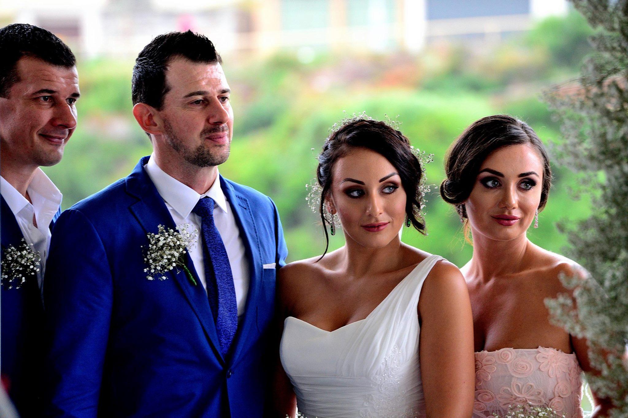 JP's wedding