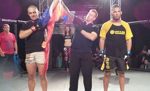 Brace for War MMA Sydney 15th March