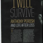 Fight MMA Magazine Apr May 2014 Perosh 2
