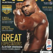 Fight MMA Magazine Apr May 2014 Perosh