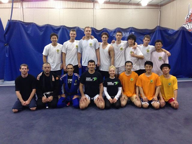 Macq Uni MMA Grading April 2014