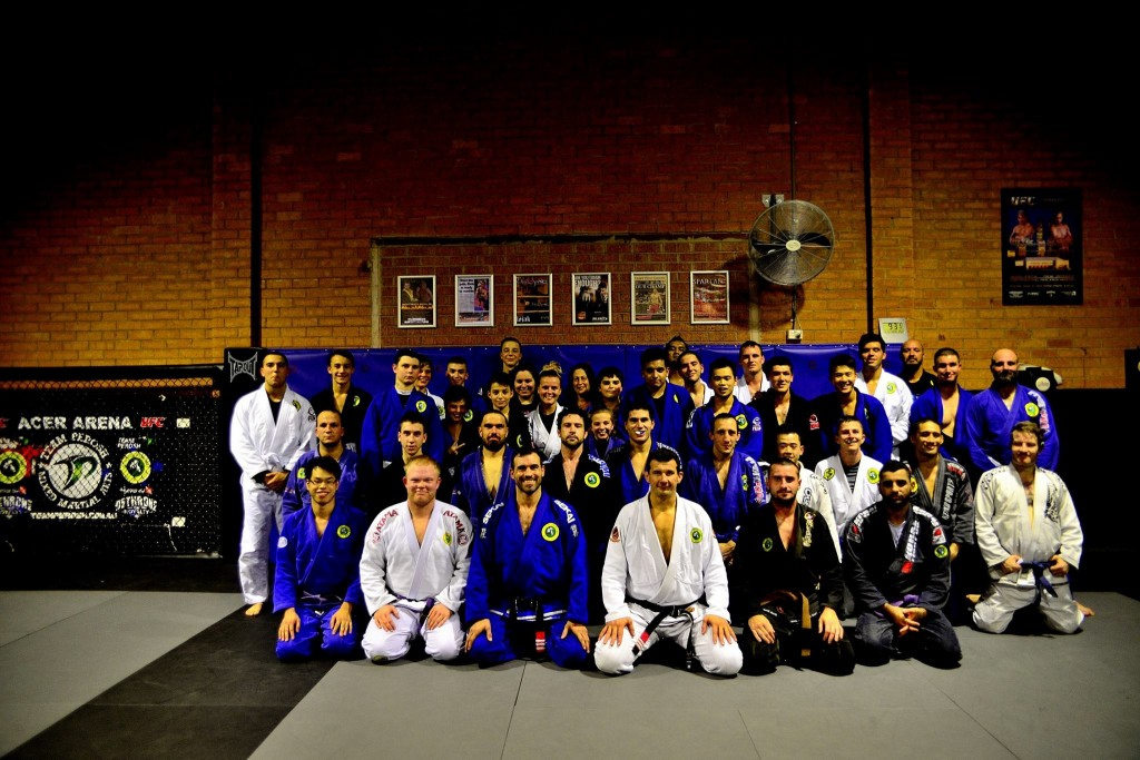 Moorebank BJJ Grading April 2014