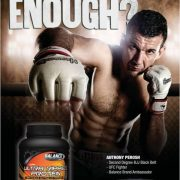 Balance Sports Nutrition Ambassador Anthony Perosh