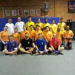 SPMA Moorebank Muay Thai Kickboxing Grading June 2014
