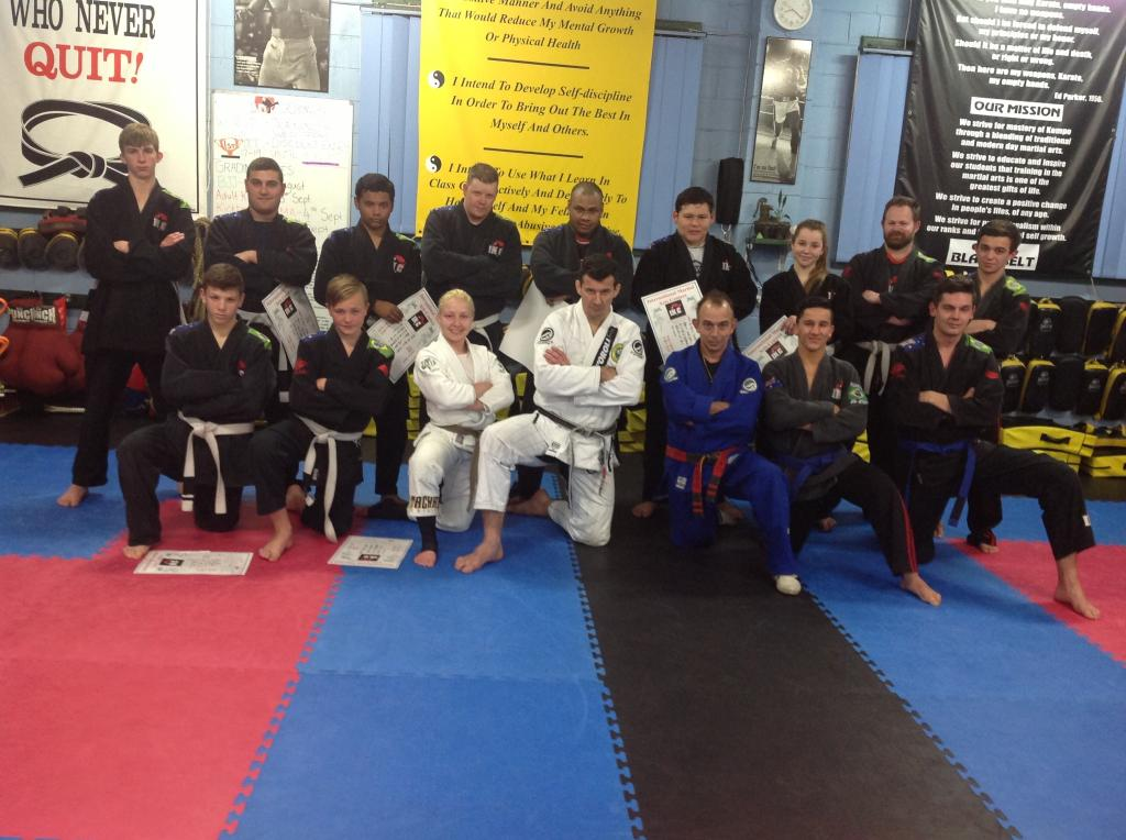 IMC BJJ Grading Kemps Creek 1