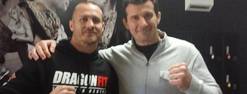MMA Wollongong Matt Cooper Dragons Anthony Perosh