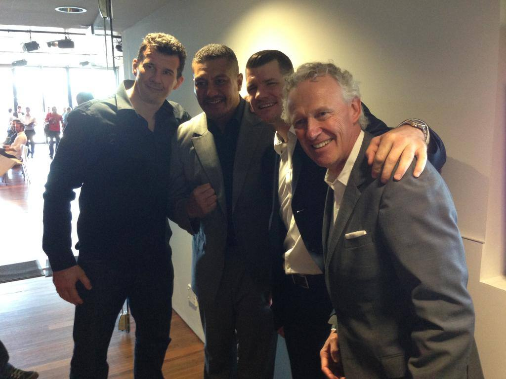 UFC Fight Night 55 Press Conference Sydney 2