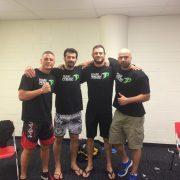 UFC Fight Night 55 Sydney Perosh