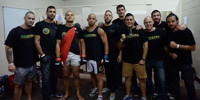 Team SPMA MMA November 2014