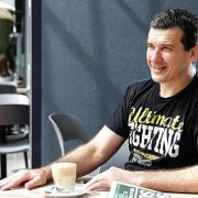 UFC_Fighter_Anthony_Perosh_Coffee