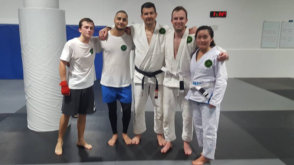 Make_Up_Grading_BJJ_Muay_Thai_Kickboxing_Sydney_December_2017