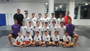 Team_Perosh_Grading_Kids_Thai_Kickboxing_March_2018