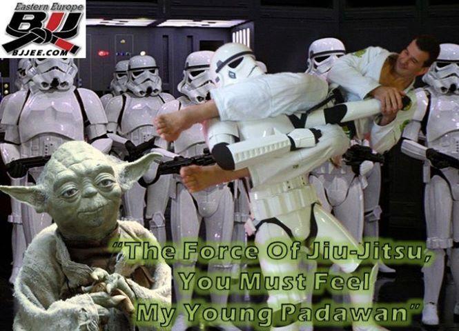 BJJ Star Wars