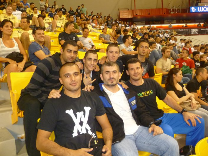 SPMA Team World BJJ Championships 2009