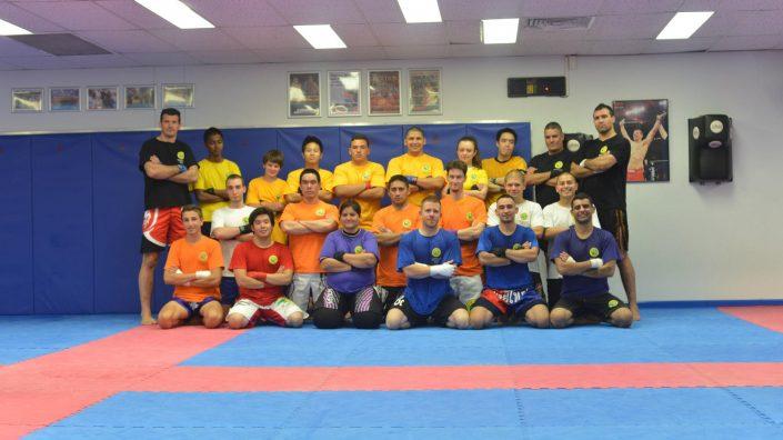 Muay Thai Kickboxing Grading Liverpool