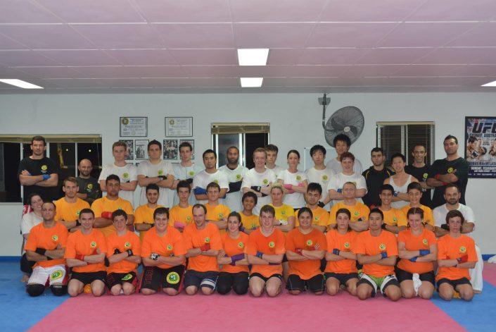 Muay Thai Kickboxing Grading Concord
