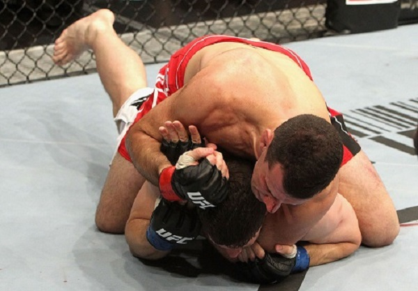 UFC 127 Perosh vs Blackledge