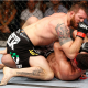 UFC FN33 Perosh V Bader striking