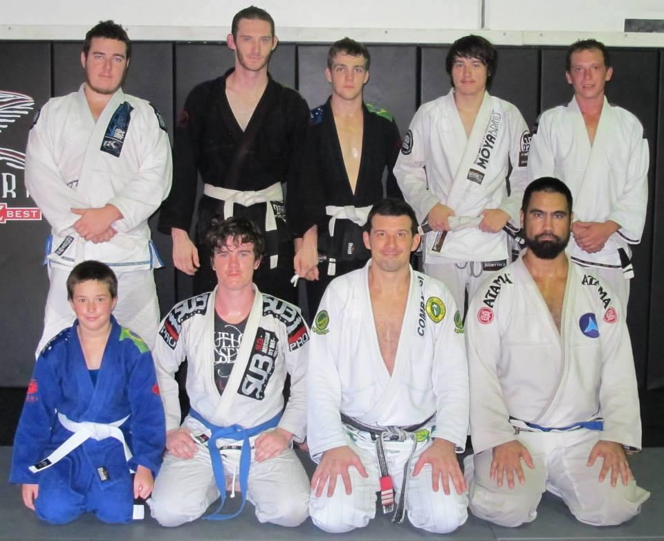 Rockhampton BJJ Grading March 2014