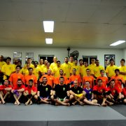 Concord Thai Kickboxing Grading April 2014