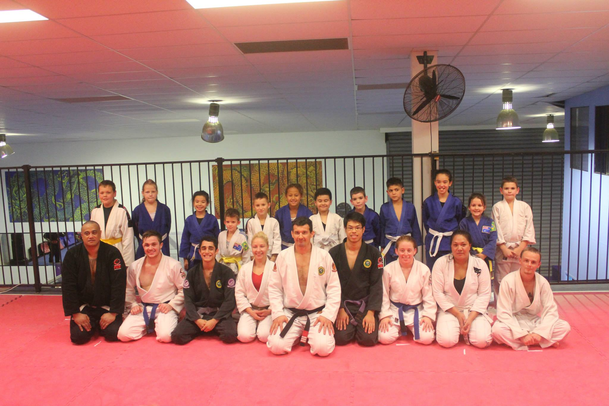 Elite BJJ Grading April 2014
