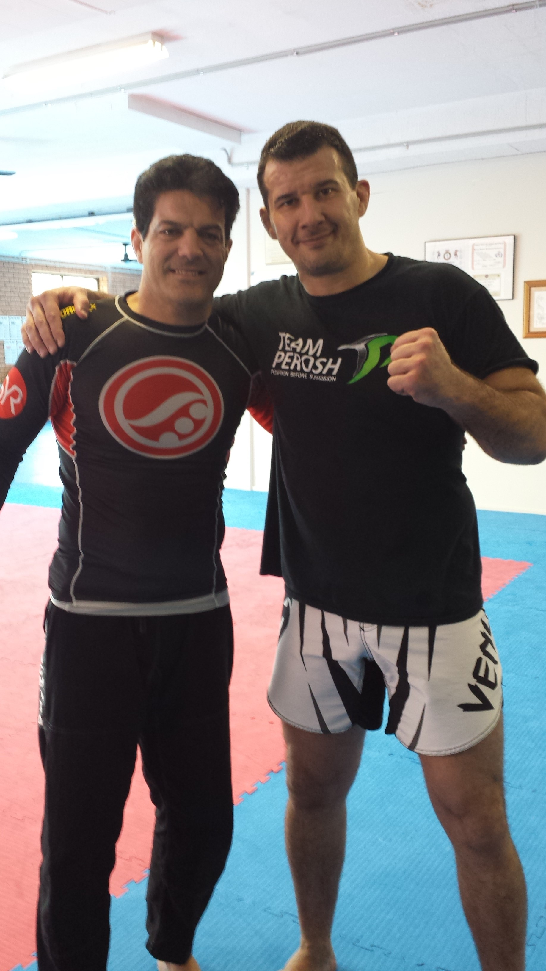 Jean Jacques Machado Seminar SPMA June 2014