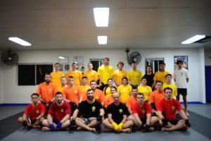 SPMA Concord Muay Thai Kickboxing Grading June 2014