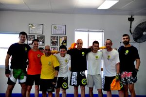 SPMA Concord Muay Thai Kickboxing Morning Grading June 2014