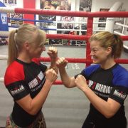 Wimp to Warrior 2014 MMA SPMA Kelly Lawson