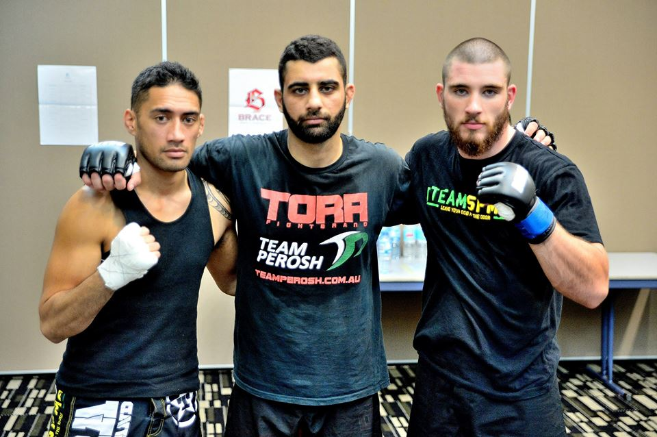 Brace For War 28 MMA Sydney