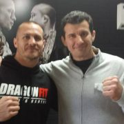 MMA Wollongong Matt Cooper Dragons Anthony Perosh
