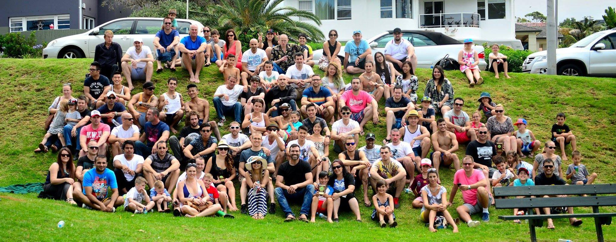 SPMA Christmas Party 2014
