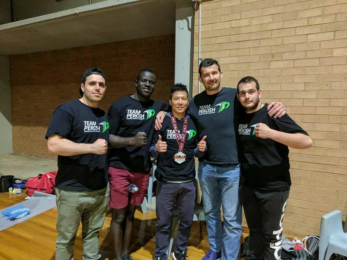 UFN_12_MMA_Sydney_August_2017_2 MMA