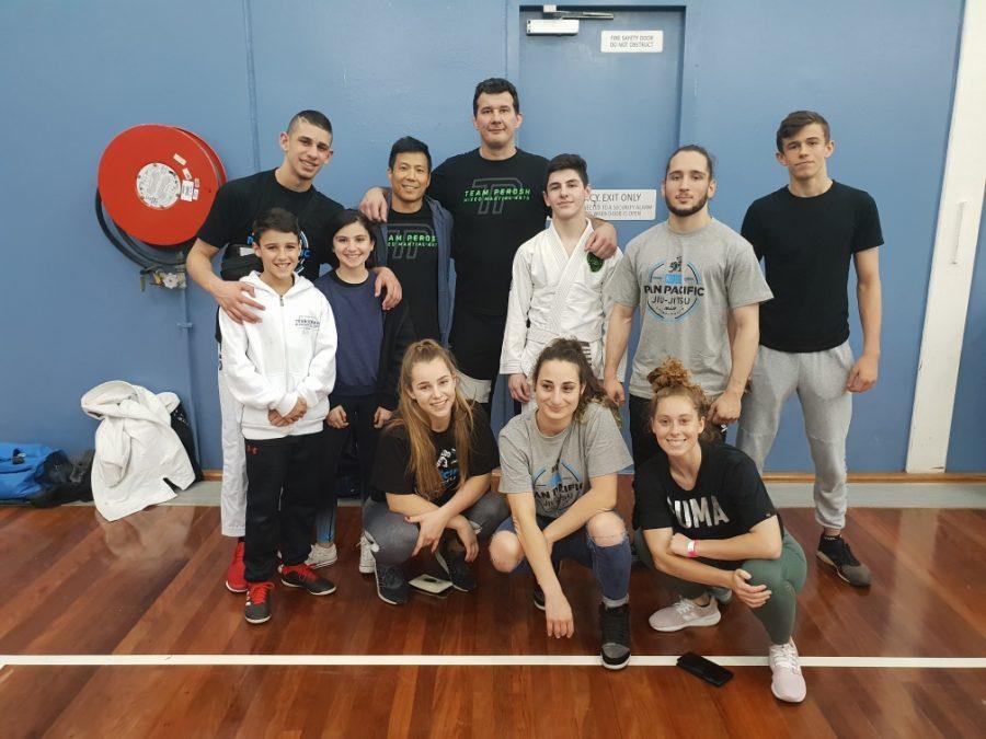 2018_IBJJF_Pan_Pacific_BJJ_Championhsips_Team_Perosh_Melbourne_1