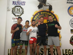 One FC Warrior Series