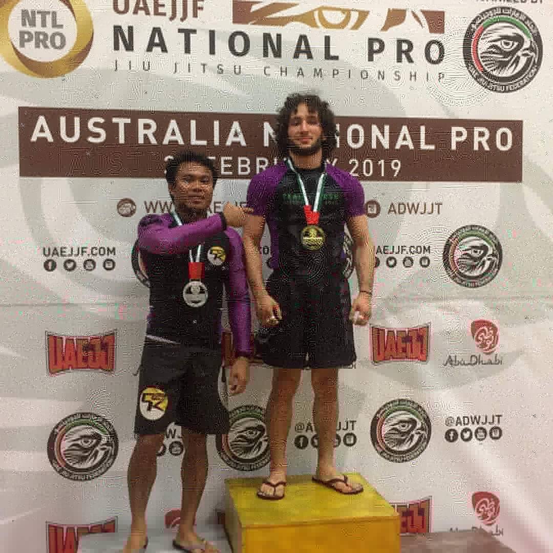 UAEJJF National Pro Sydney