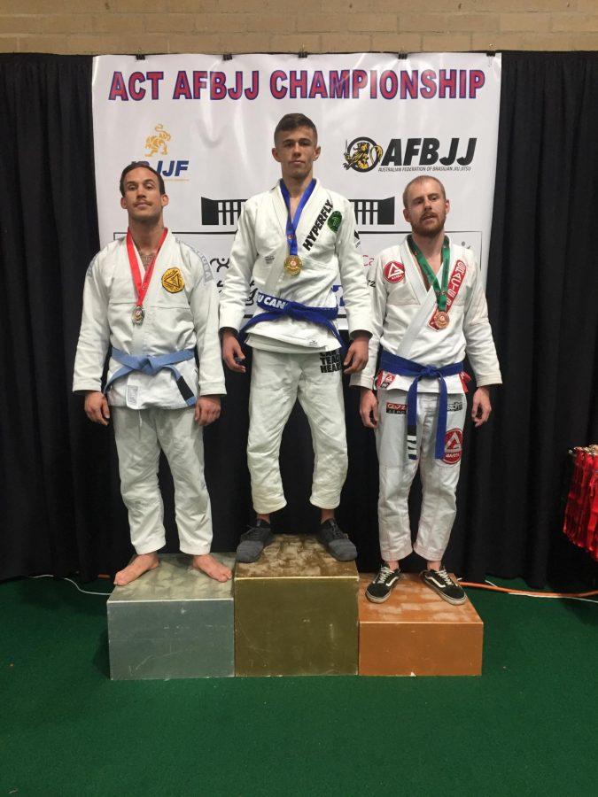 ACT State BJJ 1