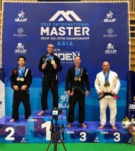 Asian BJJ Masters
