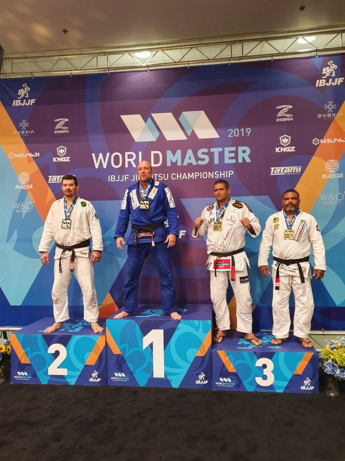 World Masters BJJ 5