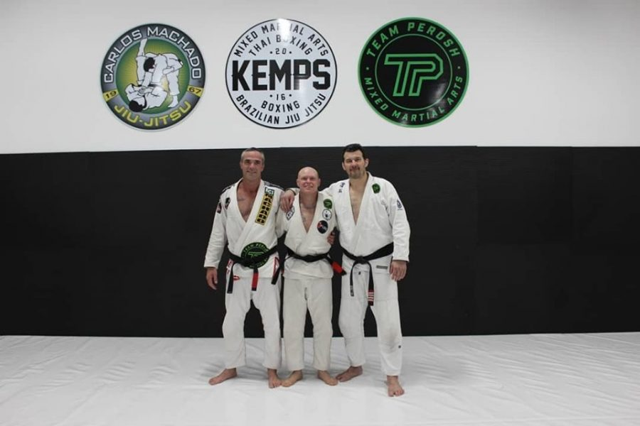 New BJJ Black Belt